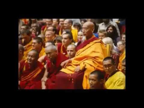His Holiness Kyabje Zong Rinpoche's Advice on Dorje Shugden Practice