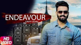 Video Endeavour (Full Song ) | Gavvy Sidhu | Latest Punjabi Song 2017 |  Speed Records MP3, 3GP, MP4, WEBM, AVI, FLV April 2017