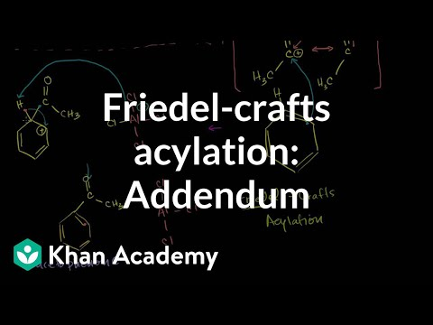 Friedel Crafts Acylation The Organic Chemistry Youtube