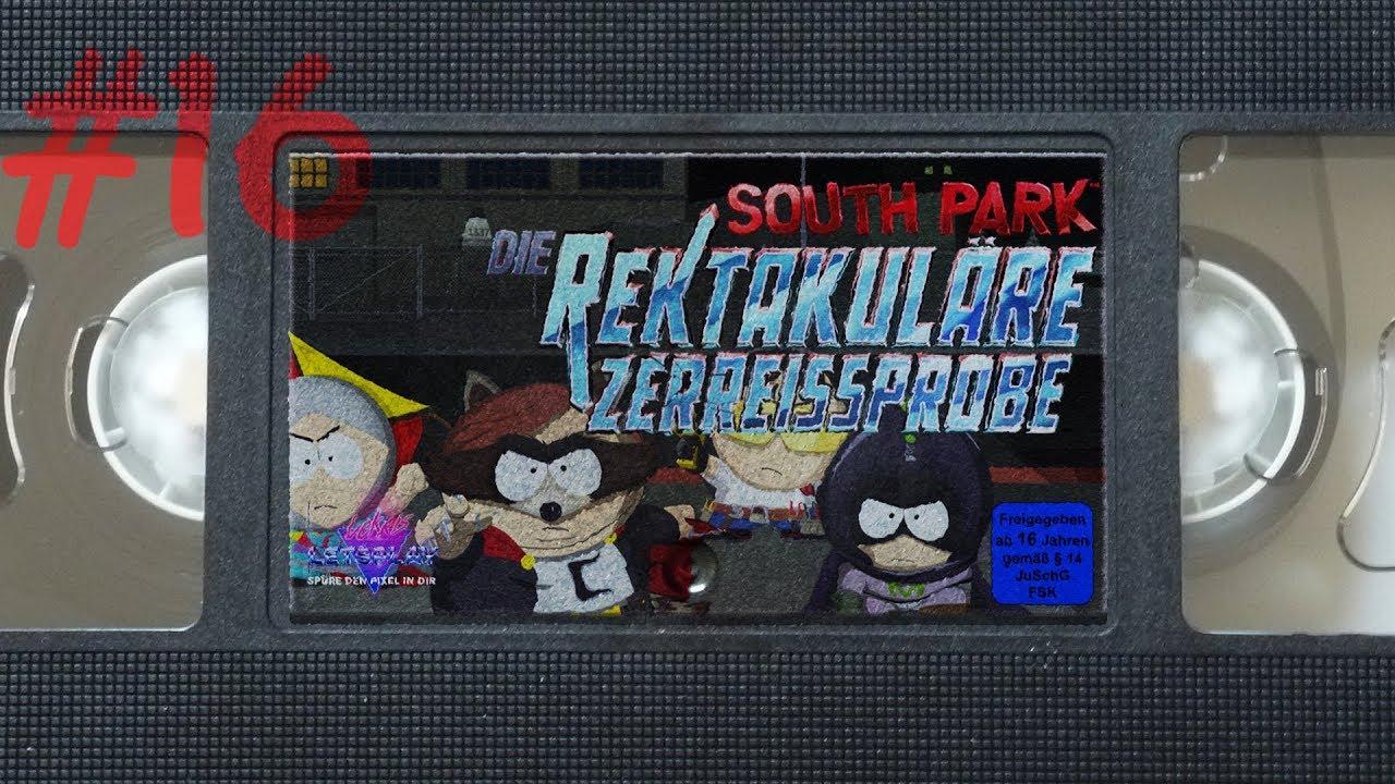 #16 - Sportlicher Furzcour | Let's Play South Park - Die rektakuläre Zerreissprobe