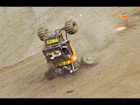 Extreme Hill Climb Goes Wrong - Rolls 7 Times - Formula Offroad Ler 2018