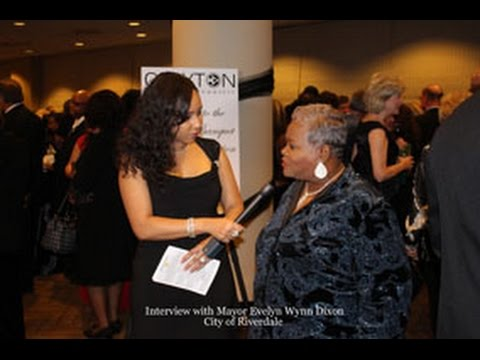 GlenNeta Griffin Hosts the Clayton Chamber 61st Annual Banquet Red Carpet Interviews