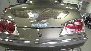 1. 2006 Honda Gold Wing Audio/Comfort/Navi/ABS @ iMotorsports 9584