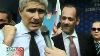 Pierferdinando Casini che elogia Marra per la sua lotta contro il signoraggio