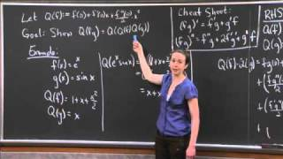 Quadratic Approximation Of A Product | MIT 18.01SC Single Variable Calculus, Fall 2010