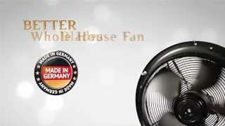 Centric  Whole House Fan