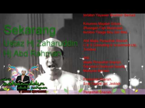 Ustaz Zaharuddin V Ceske Republice