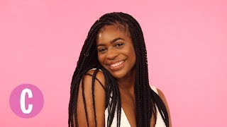 4 Dope Ways to Rock Braids With Your Natural Hair | Cosmopolitan