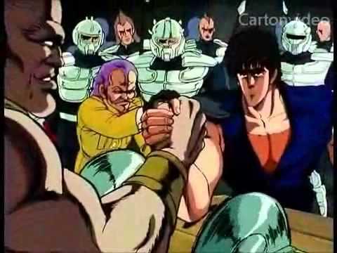 ken il guerriero - l'artiglio 1x03