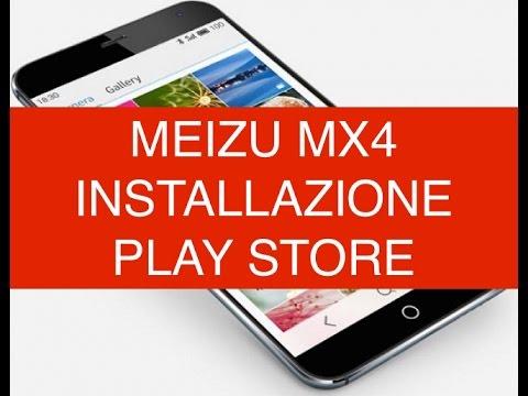 Guida Meizu MX4, installare il Play Store e rimuovere le app Cinesi