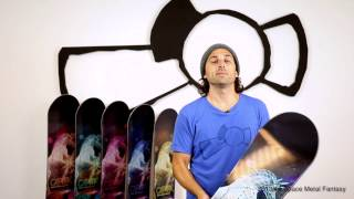 Capita Space Metal Fantasy Snowboard 2014