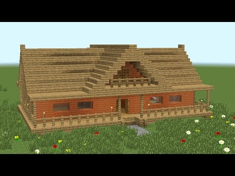 how to make a dog house in minecraft xbox
