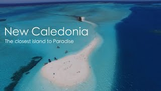 New Caledonia Aerial Drone in 4K
