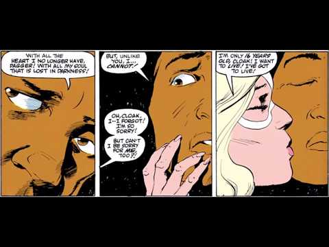 Reader's History of CLOAK AND DAGGER   Part 3 Spider-Man Again