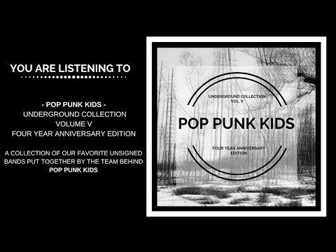 POP PUNK KIDS | UNDERGROUND COLLECTION VOL. V - FOUR YEAR ANNIVERSARY EDITION - SAMPLER