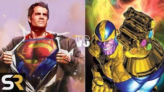 Video 10 DC Heroes Who Can Defeat Thanos MP3, 3GP, MP4, WEBM, AVI, FLV Mei 2019