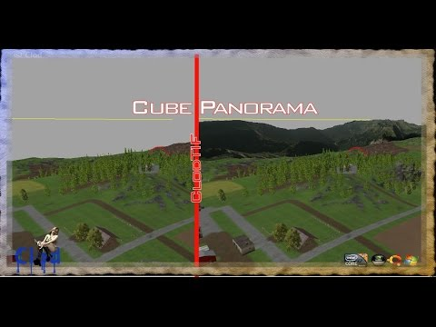 Cube panorama v1.0