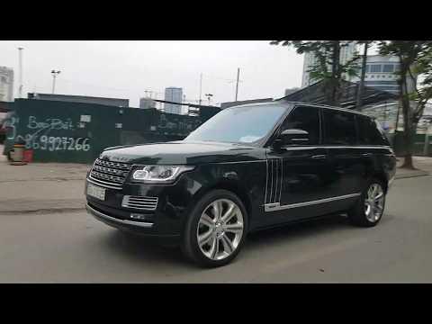 Chạm mặt Range Rover Holand & Holand gần 20 tỷ độc nhất Việt Nam - Thời lượng: 19 giây.