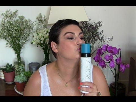 beaute Lautobronzant St. Tropez maquillage