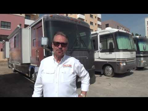 Prestige RV Fleet Video in Dubai