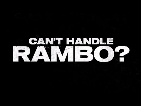 """Rambo: Last Blood (2019 Movie) Official TV Spot """"Violent"""" – Sylvester Stallone"""