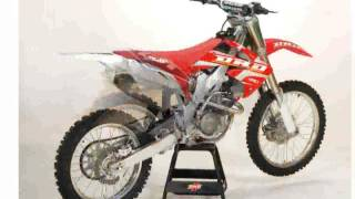 2. traciada - 2010 Honda CRF 250R Features and Specs