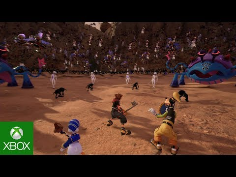 Video KINGDOM HEARTS III – Winnie the Pooh Trailer download in MP3, 3GP, MP4, WEBM, AVI, FLV January 2017