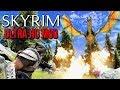 The Elder Scrolls Skyrim ULTRA HD Mod Gameplay German - Dragonborn