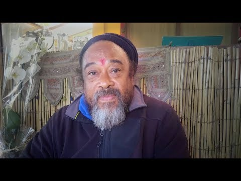 Mooji Moment: Calling the Whole World to Come Home
