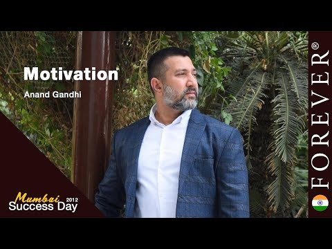 Motivation by Anand Gandhi at Mumbai Success Day