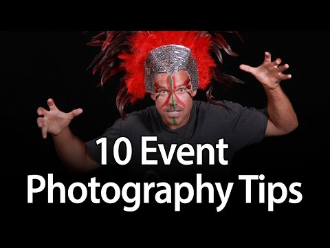 10 Event Photography Tips (Warrior Style)