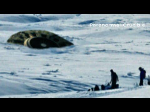 ufo nelle lande desolate del canada?