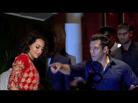 Did Salman Khan Make Sonakshi Sinha Cry At Arpita