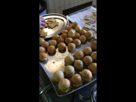 Panelle, tipico cibo dello street food palermitano