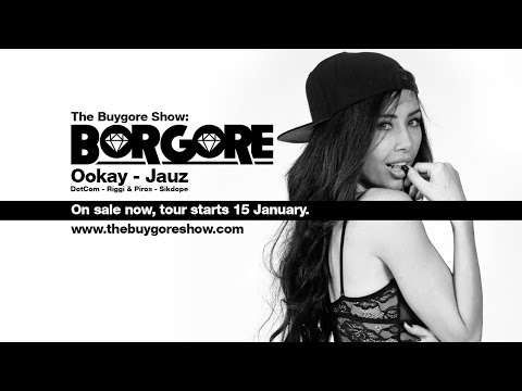 The Buygore Show with Borgore & ft. Ookay & Jauz