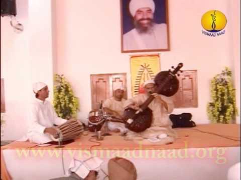 Rudra Veena Ustad Asad ali Khan sahib at Jawaddi Taksal