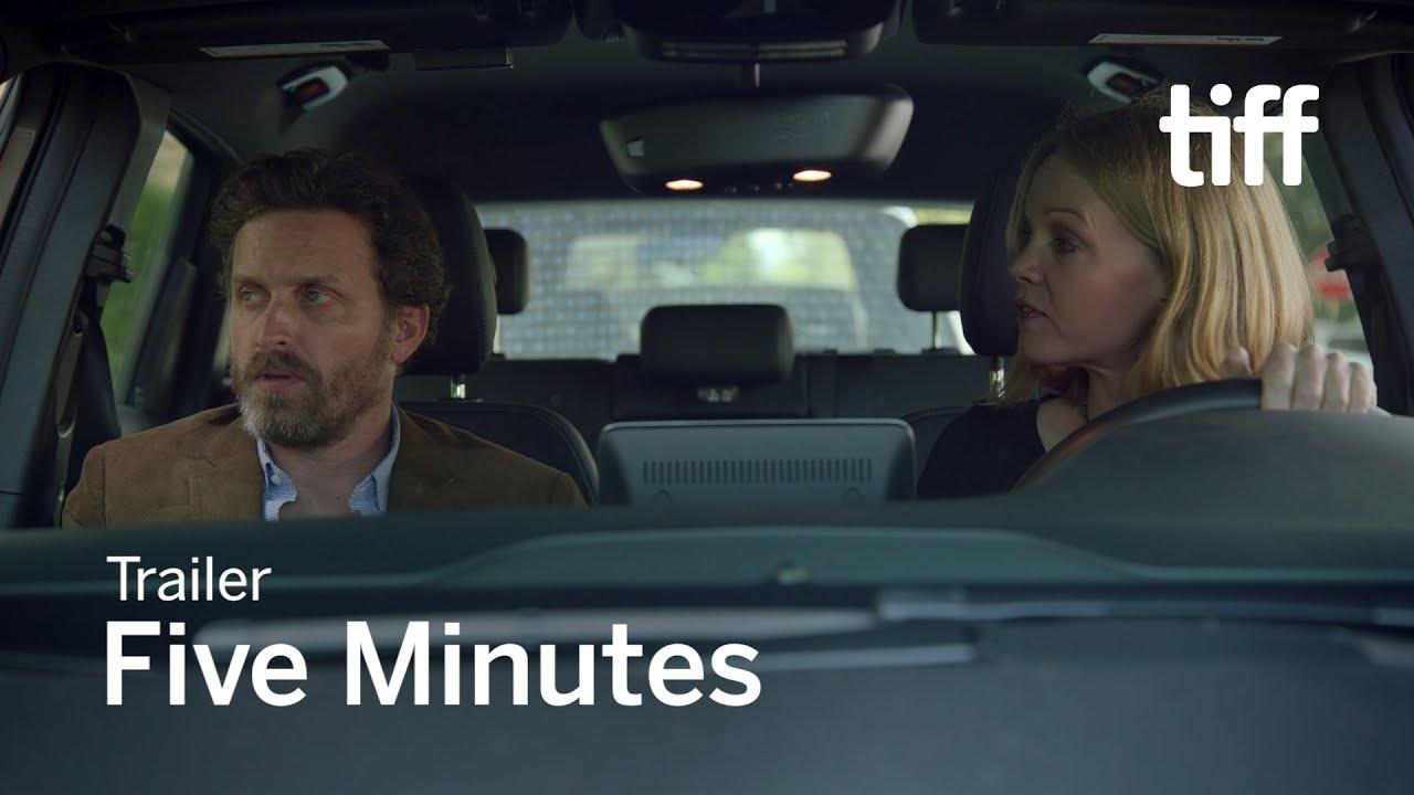 Listen Hard in Justine Bateman's Comedy-Short 'Five Minutes' (Trailer) with Rae Dawn Chong