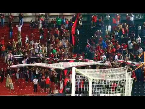 La 12 está loca León quiere verte campeón 🔴⚫ - La 12 - Alajuelense
