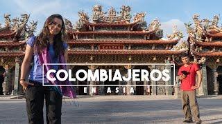 Tainan Taiwan  city images : Tainan, Taiwan   Colombiajeros en Asia