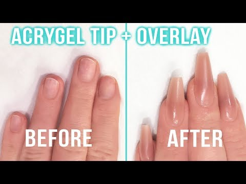 How To: Tip and Overlay with AcryGel