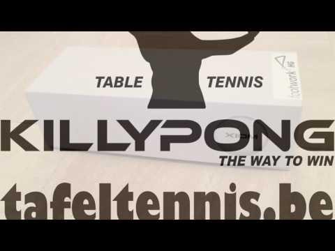 Xiom Table Tennis Shoe Footwork HG Blue Unboxing TTshop Killypong