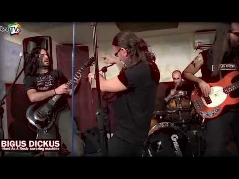 BIGUS DICKUS - Hell Bent for Leather (Judas Priest cover)