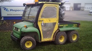 10. John Deere Gator 6X4 Diesel | For Sale | Online Auction