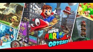 Super Mario Odyssey #1 Starting our Adventure!