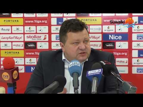 Wigry Suwałki. Dariusz Mazur zrezygnował z funkcji prezesa, będzie sponsorem i kibicem klubu