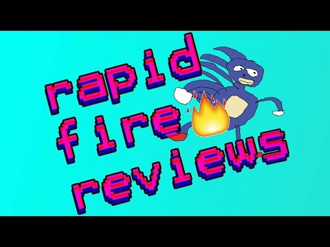 Rapid Fire Reviews, Ep. 3 (Modestep, Jamie xx, Maribou State, Donnie Trumpet, Phoebe Ryan)