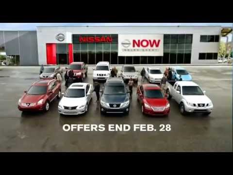 Nissan Commercial (2013) (Television Commercial)