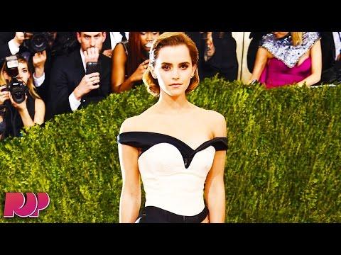 Emma Watson's Wardrobe Is SUSTAINABLE (видео)