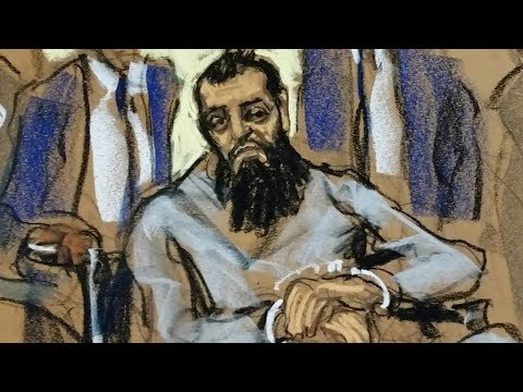 """""""Send Him to Gitmo"""": Trump Urges Execution of Saipov After Defending """"Both Sides"""" in Charlottesville"""