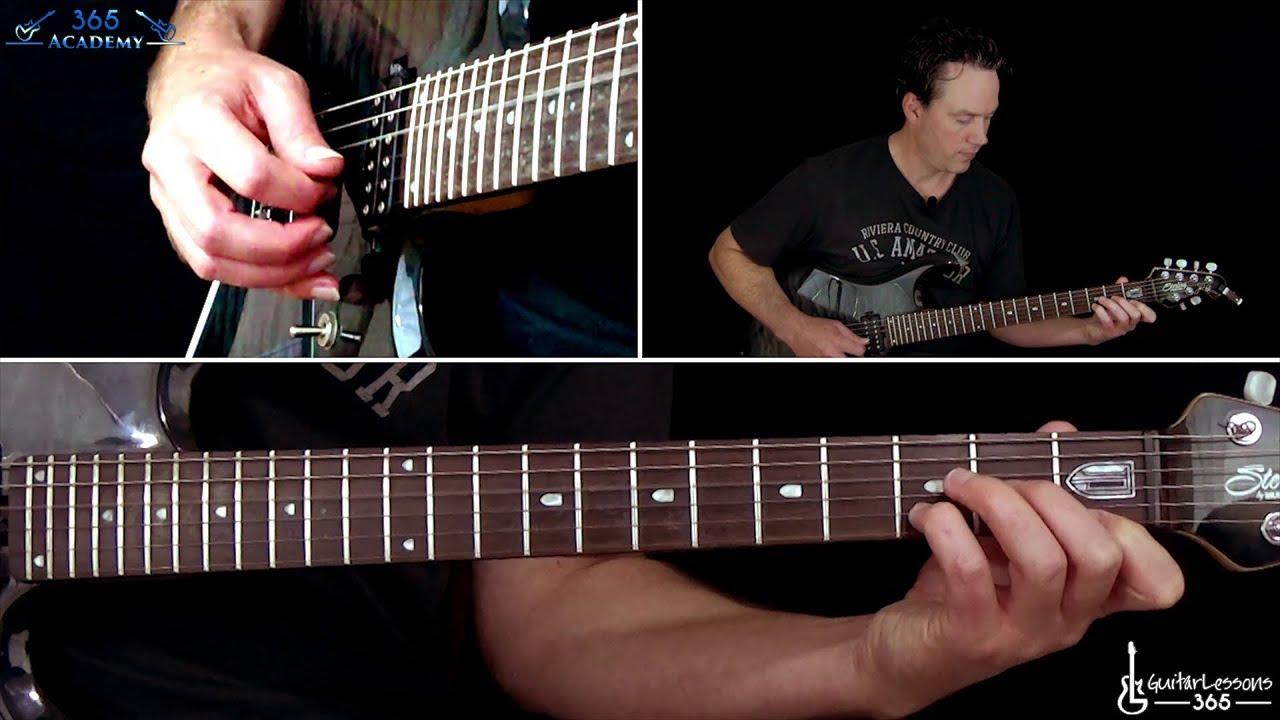 Metallica – The Call of Ktulu Guitar Lesson (Rhythms/Part 1)